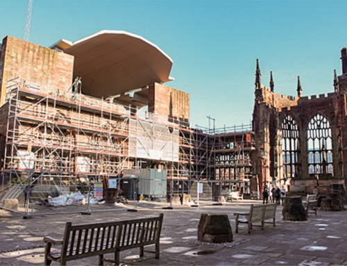 Restoration of Coventry Cathedral