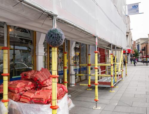 Leicester City Shopfront