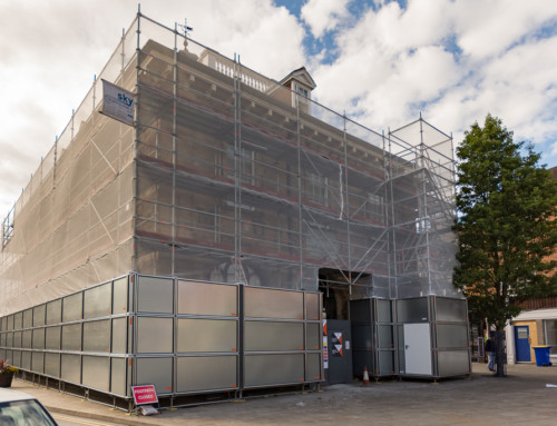 Warwick Museum Refurbishment